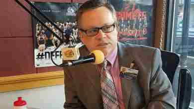 Photo of FCMC's Rod Nordeng talks National Donate Life Month