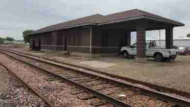 Photo of Update: Charles City's Milwaukee Road Rail Depot to be demolished