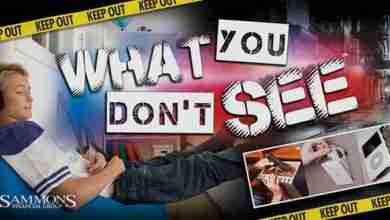 Photo of 'What You Don't See' trailer to warn parents of signs their kids are using drugs