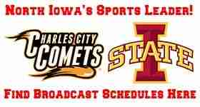 KCHA is home to the Charles City Comets and the Iowa State Cyclones