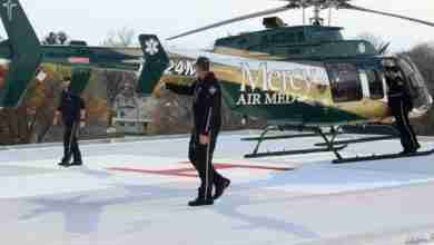 Photo of MCRHC Lands Helicopter On New Hospital Heliport