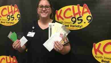 Photo of Two Listeners Win Annual Shopping Spree