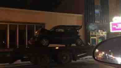Photo of Evening Accident Causes Five-Car Pile Up On Main Street