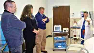 Photo of Discussion continues between hospital and county for funding request