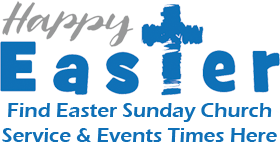 Easter Church Services & Events List