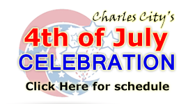 CC 4th of July Schedule