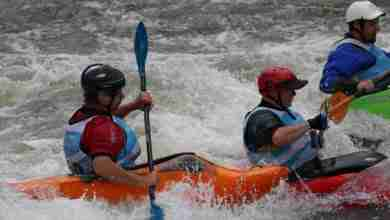 Photo of Charles City Whitewater Challenge that was set for September, now cancelled