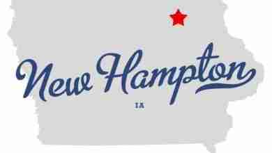 Photo of New Hampton mayor talks 2 new town businesses