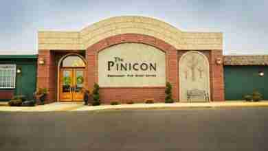 Photo of The Pub at the Pinicon awarded best breaded pork tenderloin sandwich in Iowa