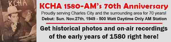 1580AM 70th Anniversary