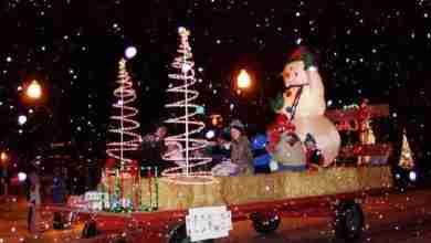 Photo of Charles City annual Holiday Lighted Parade coming soon