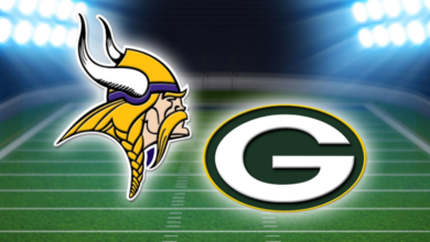 Photo of Tale of Two Different Halves-Final Score  Packers  Vikings