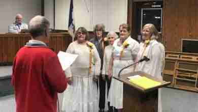 Photo of Charles City recognizes the 100th year of the 19th amendment