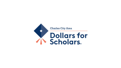 Photo of Charles City area 'Dollars for Scholars' ceremony gives out $50,225 worth of scholarships to students