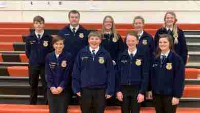 Photo of Rockford FFA Advances to District Contest