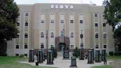 Photo of Floyd County 'Law Enforcement Center' delayed after shipment snag
