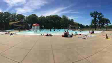 Photo of Charles City Park and Rec board talk brand new pool; 'community pool committee'