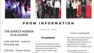Photo of It's about to be 'Prom-uation Weekend' in Osage