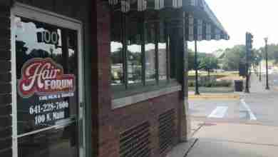 Photo of Hair Forum in Charles City jumps to Main Street location