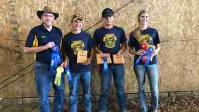 Photo of New Hampton FFA Chapter wins two state titles; first since 1931