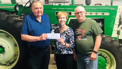 Photo of Floyd County Museum receives $25,000 from 'Hart-Parr Oliver Foundation' for a new roof; nearly $50,000 still yet to raise