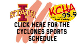 Iowa State Cyclones on 95.9
