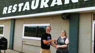 Photo of Dave Hoschlag worked 7 days a week for 30 years to make Dave's Restaurant an area favorite