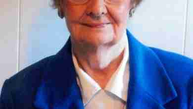Photo of Judith Jane Easterly, 94, Charles City