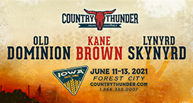 Country Thunder Iowa